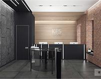 Дизайн-проект офиса на Тверском бульваре