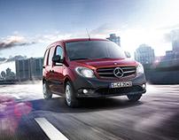 Mercedes-Benz Citan Broschüre
