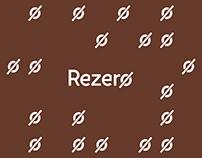 Rezero brand identity