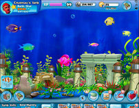 Fish Friends - Facebook Social Game