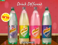 Schweppes - Drink Different!