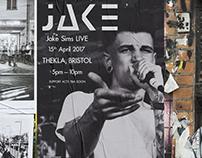 Intermix Entertainment: Concert Poster