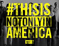 #THISISNOTONLYINAMERICA / AMNESTYINTERNATIONAL