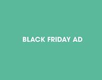 BLACK FRIDAY AD | KOJA