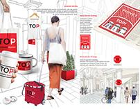 Portici di Torino - New brand Competition