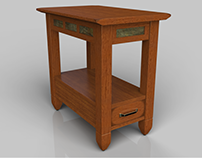 Atkinson End Table