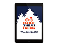 Bike the US for MS TransAm Guide