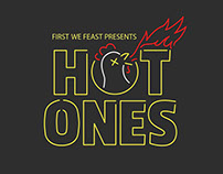 Hot Ones Intro Animation Practice