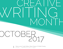 Creative Writing Month 2017