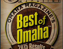 Branding • Best of Omaha 2015 Results Magazine