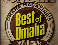 Branding • Best of Omaha 2015 Results Magazine