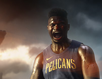 PROPHECY NBA 2K21 - Matte Painting / CGI