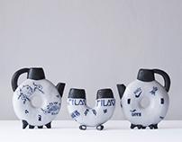 Blue China /total fake/