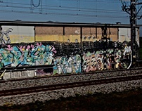 Urban Graffiti (Amsterdam & Utrecth)