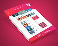 Kişisel Blog Arayüz Tasarımı