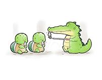 Buddy Gator