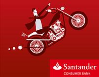 Il mondo Santander in 80 secondi.