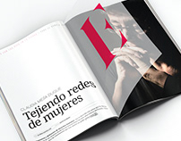 Revista CROMOS. Director Invitado Patricia Janiot.