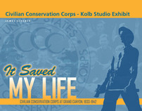 Civilian Conservation Corps. Exhibit
