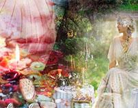 Garden Whimsy- Womenswear Collection