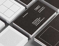 Visual identity for SJ architects, Oslo Norway