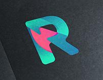 R Logo Experimental for new branding