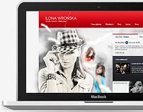 Ilona Wrońska Official Website