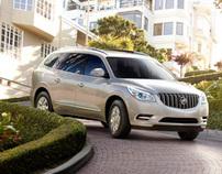 2013 Buick Enclave CGI