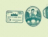 Tajawal - Stamps