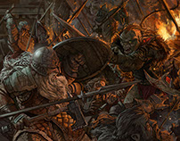 The Dwarve's Last Stand