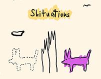 SHITUATIONS - Mobile Game application