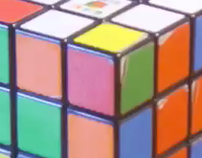 Stop Motion- Rubik's cube