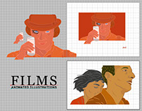 Films: Animated Illustrations (Ongoing)