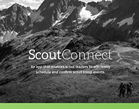 ScoutConnect App