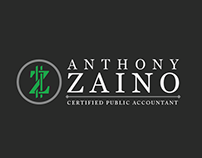 Zaino CPA Logo and Identity