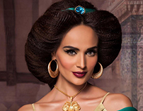 L'oreal Paris #ColourEverAfter (Jasmine)