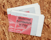 Modern Architecture In Film
