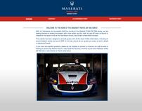 Maserati Trofeo JBF Middle East