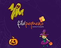 Filóween — Halloween 2018