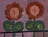 Las chicas de Flores