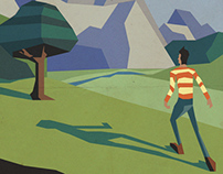 Video Game Art Direction: Kollahomba