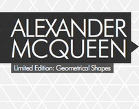 Pre-Press Production: Alexander McQueen