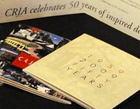 CRJA 50th Anniversary