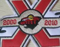 Minnesota Wild 10th Anniversary Identity