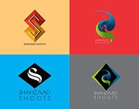 Shahzaad Shoots Logo Project