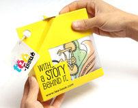 Tee-Issues Packaging Design
