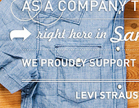 Levi's Ad - SF MADE