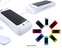 Teléfono con manos libres / Handsfree phone