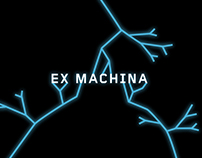 EX_MACHINA Movie Title Sequence