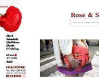 ROSE N SHOE